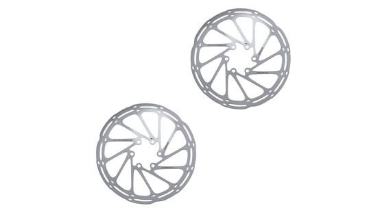 SRAM Centerline remschijf 1-delig, set zilver
